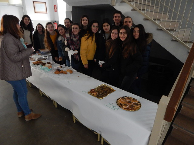 Almuerzos solidarios Adviento 2018