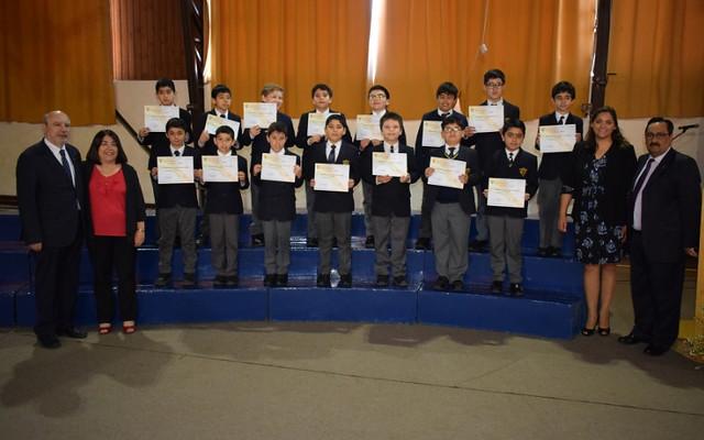 Premiación Académica ISV 2018 (Galería 6)