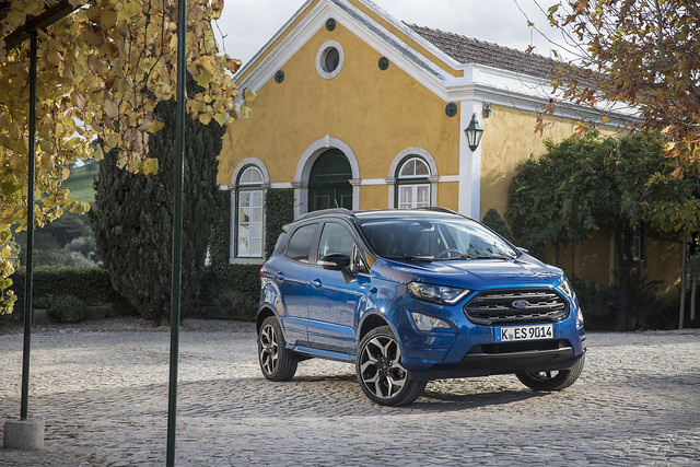 Comprar Ford Ecosport