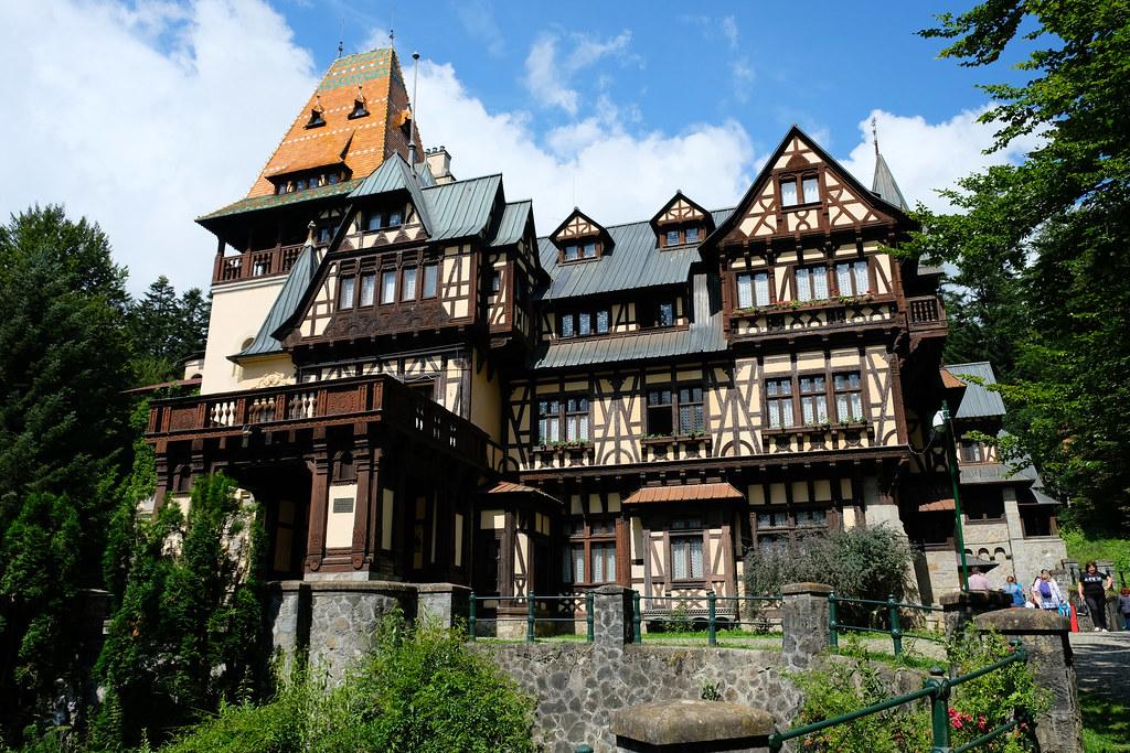 Pelişor Castle, Romania