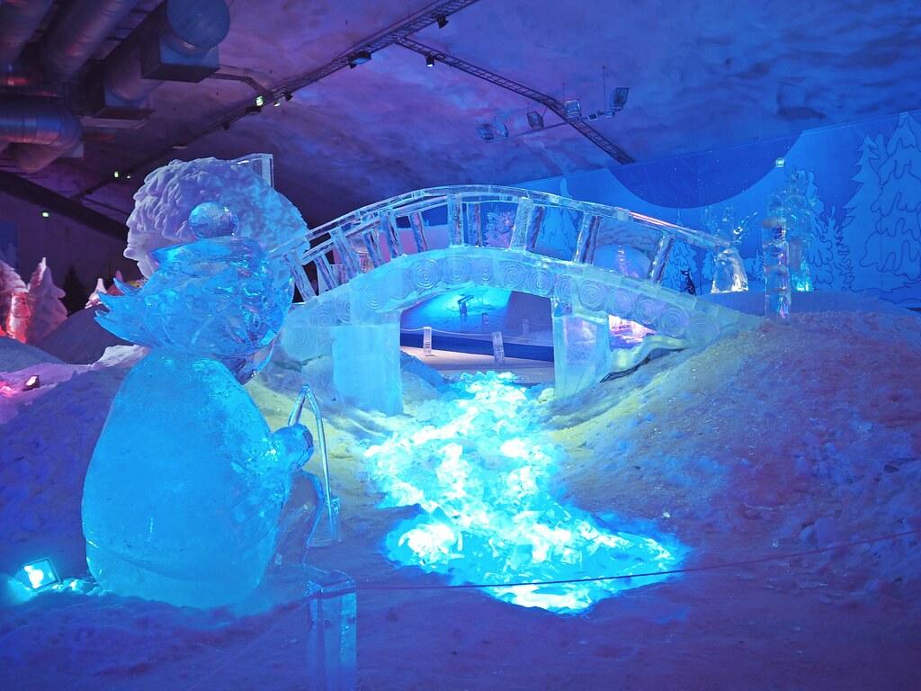 muumi jääluola