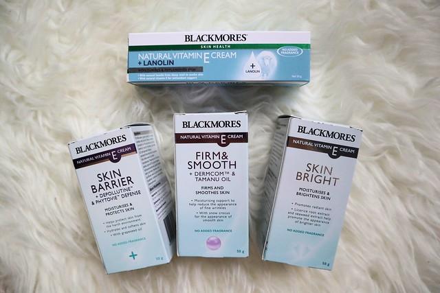 Blackmores Natural Vitamin E Creams