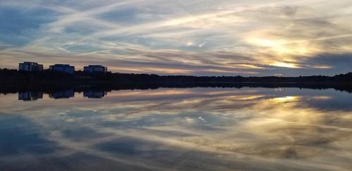 thanksgiving reflections lakecrabtree northcarolina metlife