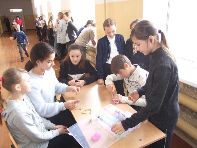 Проект «Школа – територія культурного життя» (ЗОШ №13)