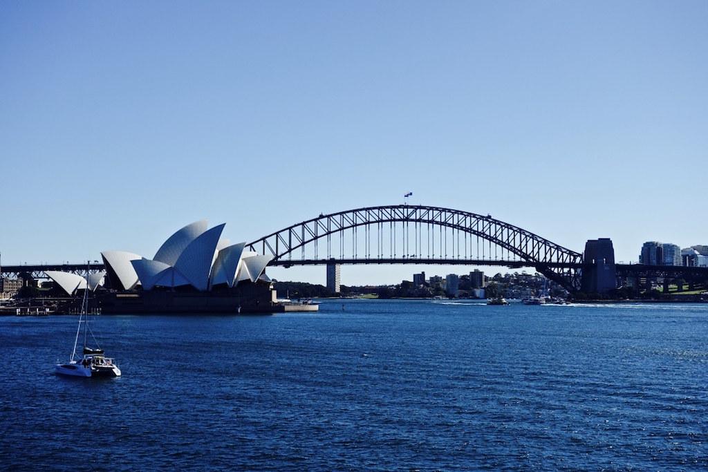 Royal Botanic Garden di Sydney