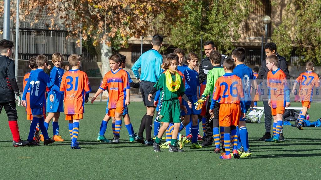 Mercat Nou - Alevín F FF Badalona