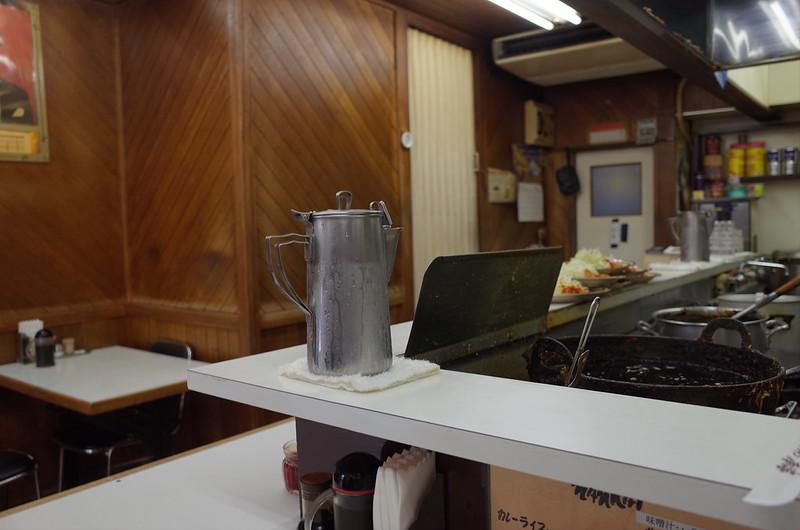 駒場キッチン南海店内