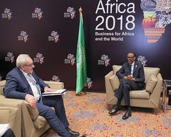 Africa 2018 Forum | Sharm El Sheikh, 08 December 2018