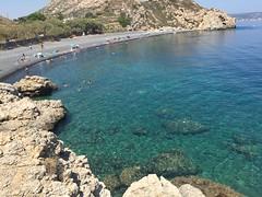 Emerald waters' Mavra Volia