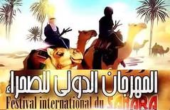 Tuniský deník: Festival International du Sahara