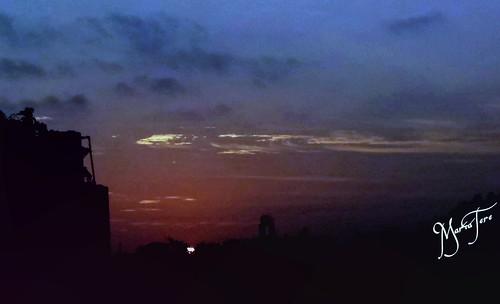 nubes atardecer vistadesdemiventana colores magdalenadelmar lima perú maríatere7