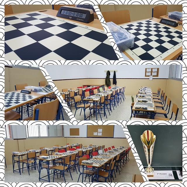 Torneo Navideño de Ajedrez