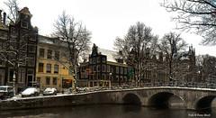 Keizersgracht, Amsterdam winter 2010