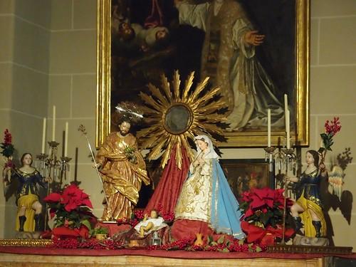 Belen. Catedral de Málaga.