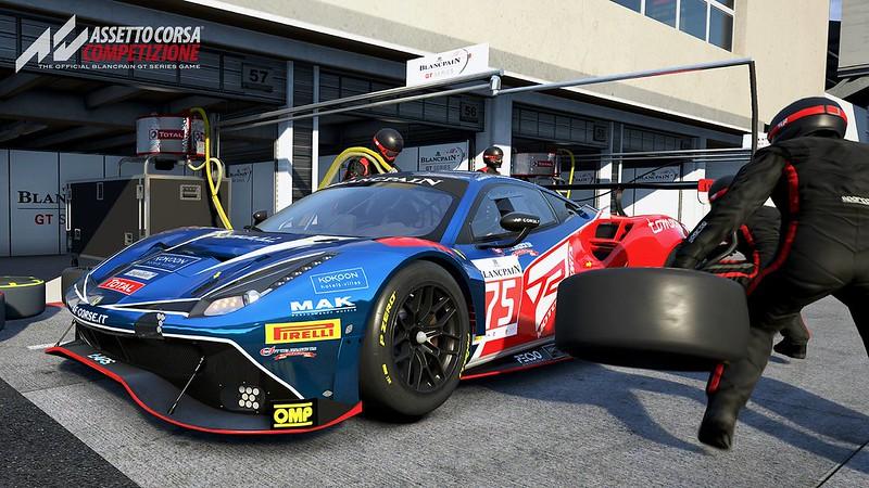 Assetto Corsa Competizione Dec2219