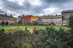 A VISIT TO DUBLIN CASTLE [THE GROUNDS AND GARDENS]-147375