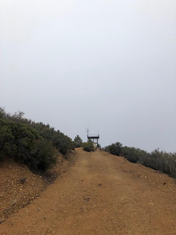 Warm Springs Fire Lookout
