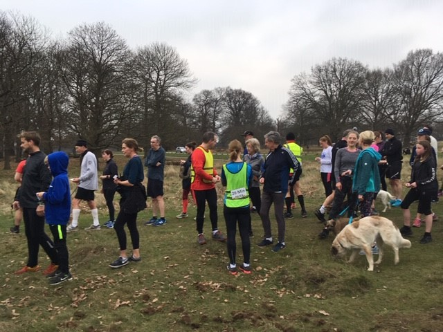 Richmond parkrun 5 Jan 2019 3