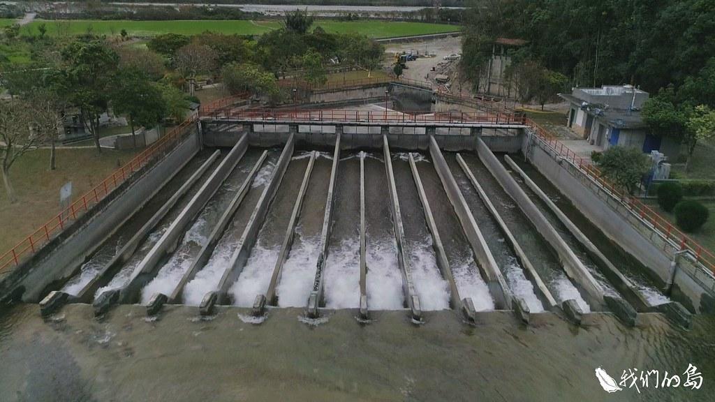 水利署、台電與農委會,選出包括水庫附屬設施、河川、灌溉渠道等適合發展小水力的場址。