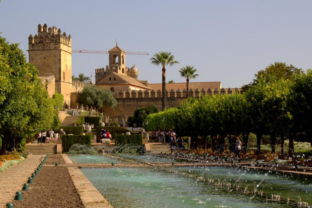 Jardines de los Alcázares de los Reyes Cristianos