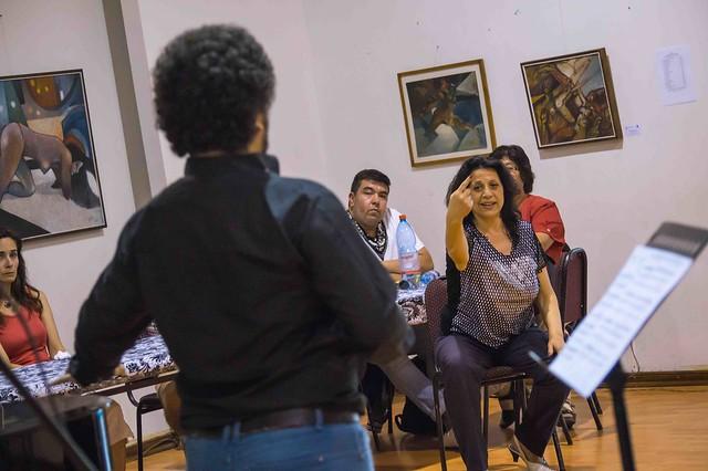 Master class Graciela Araya - Convención Lírica