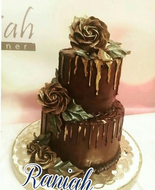 Cake by Raniah Agamia