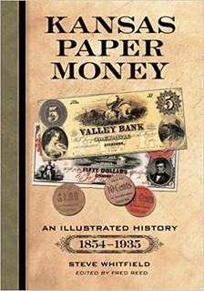 Kansas Paper Money book cover