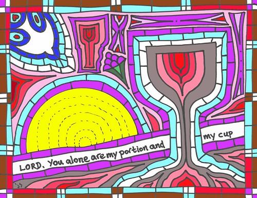 Psalm 16 art