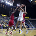 MGoBlog-JD Scott-Michigan vs. UDM-Women's Basketball-45