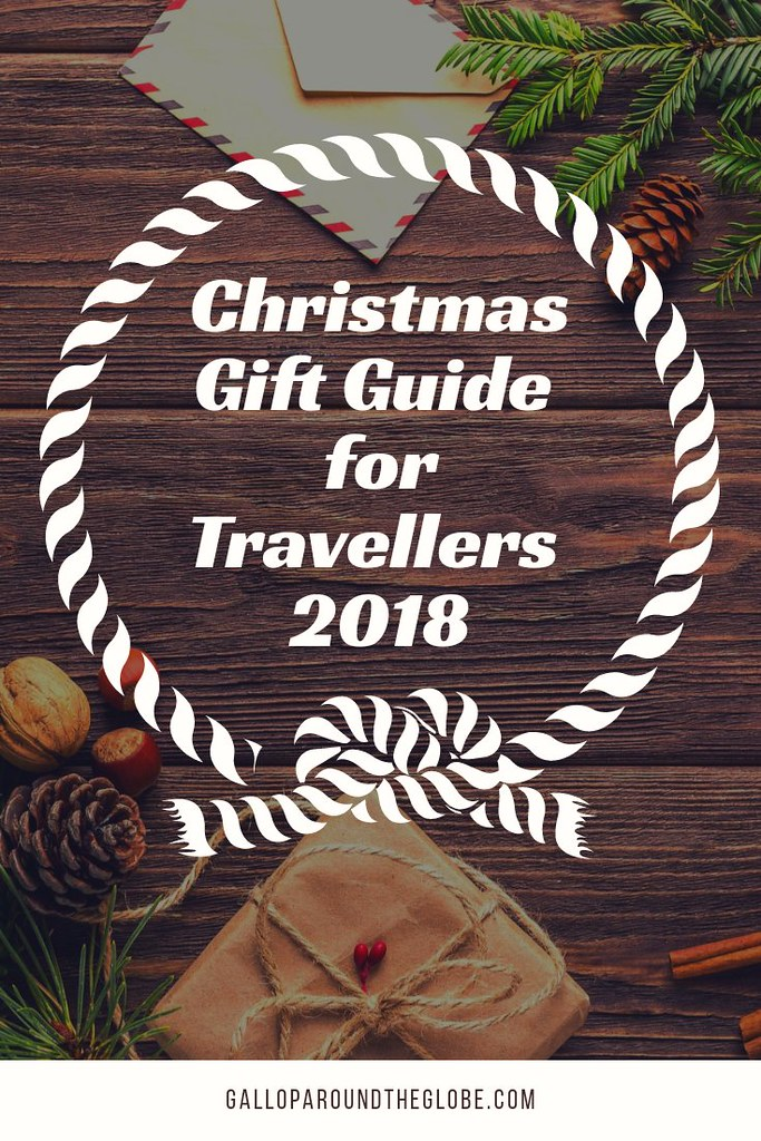 Christmas Gift Guide for Travellers 2018
