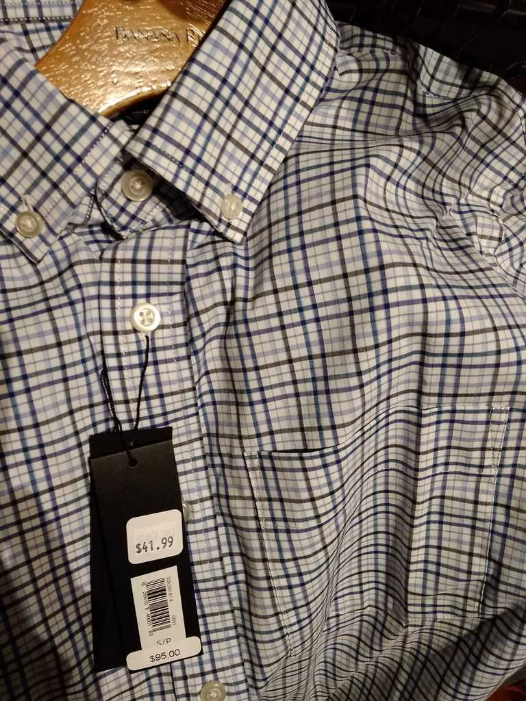Banana Republic shirt $25