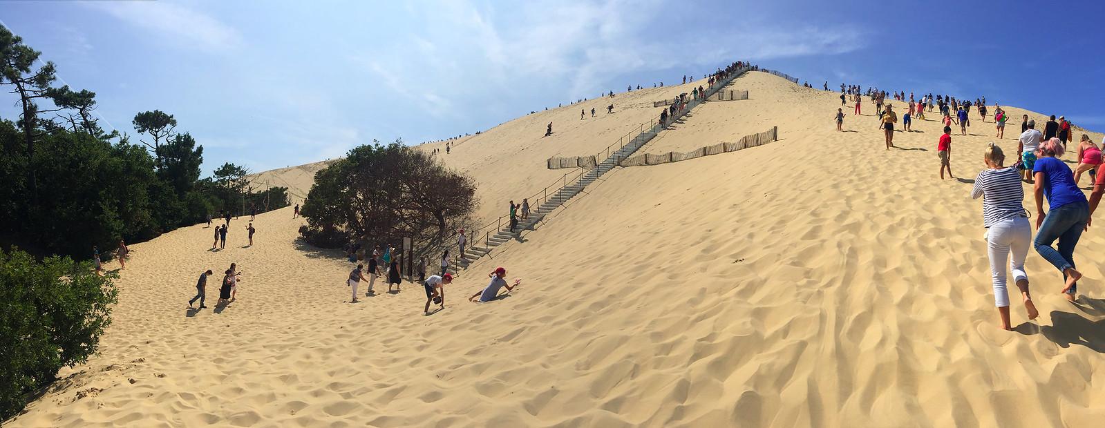 Dune du Pilat, Francia dune du pilat - 31094142127 8adbcec61b h - Dune du Pilat, la duna de arena más alta de Europa