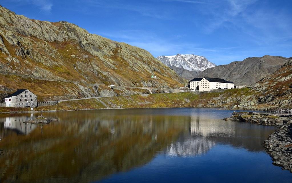 Col Grand St Bernard - Pass
