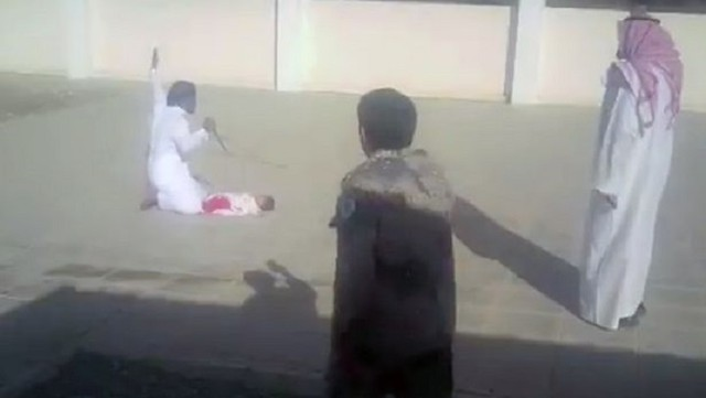 4055 Saudi Father arrested for trying to murder his newly born son 021