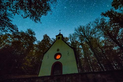 Kapelle an der Burg Eltz