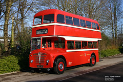pretsend (jpretel) posted a photo:	El 112 de Warrington Corporation  és un Foden PVD6 amb carrosseria East Lancs de l'any 1958.