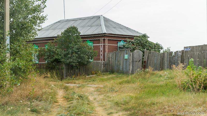 Деревенский дом, Воронежская область