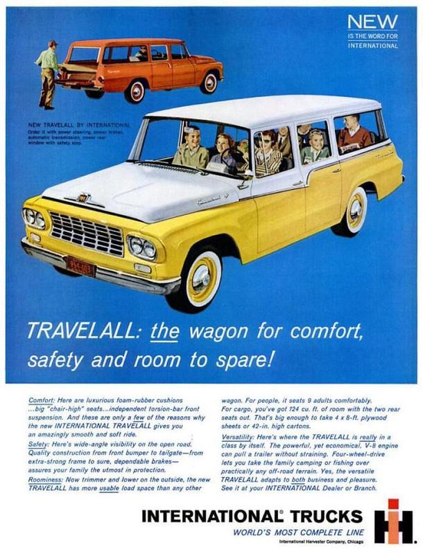 1961 International Travelall