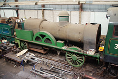 RD19133.  Tyseley Bloomer.