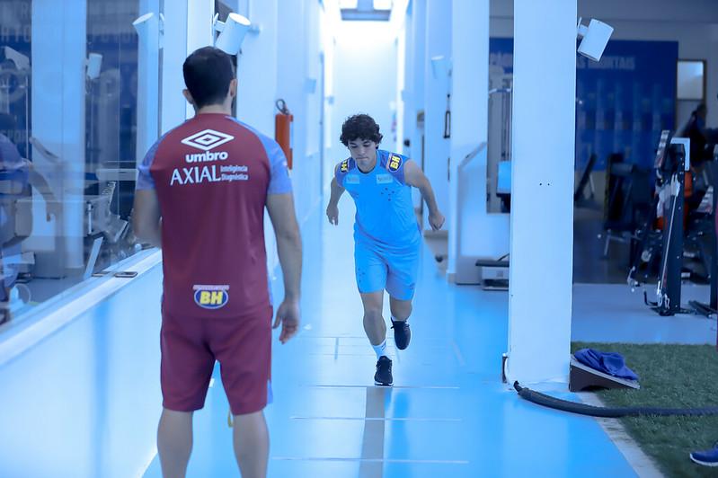 Dodô, novo reforço do Cruzeiro