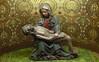 scultura medievale in legno