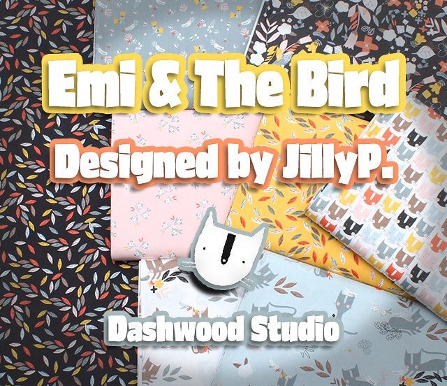 Dashwood Studio Emi & The Bird Collection by JillyP