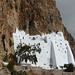 Amorgos, klášter Hozoviotissa, foto: Petr Nejedlý