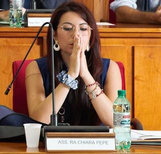 L'assessore Chiara Pepe responsabile del PUM