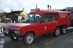 TACR2 Range Rover in Weldon, Northants