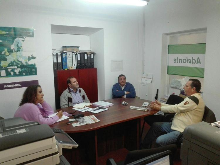 Adelante Andalucía aboga por un Gobierno autonómico que priorice la gestión pública