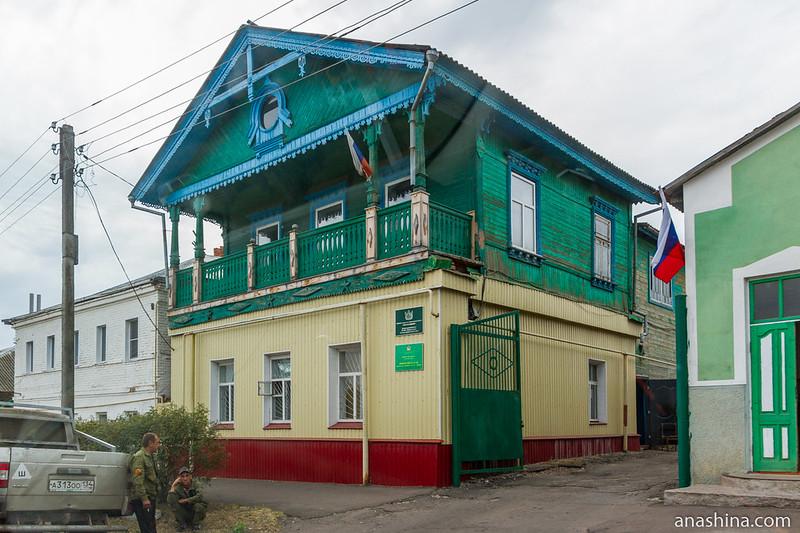 Старинное здание, Новохоперск, Воронежская область
