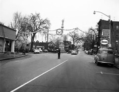 1958 Street Christmas Decorations