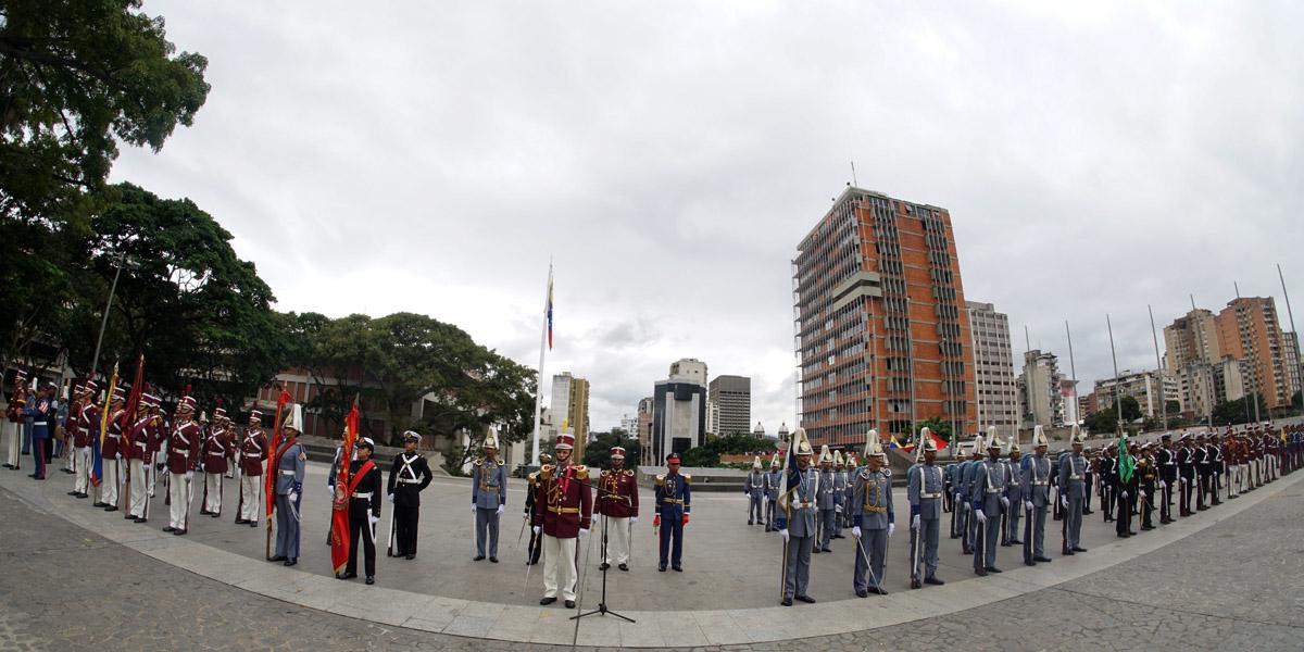 Presidente Erdoğan rinde honores al Libertador Simón Bolívar en el Panteón Nacional