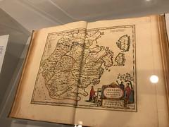 1655 atlas of China